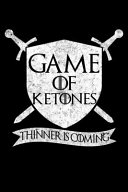 Game Of Ketones Thinner Is Coming