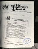 The Wisconsin Arborist