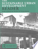 The Sustainable Urban Development Reader book