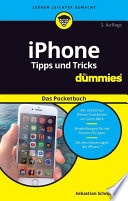 iPhone Tipps und Tricks f  1   4r Dummies das Pocketbuch