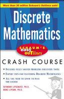 Schaum s Easy Outline of Discrete Mathematics