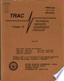 Technical Reports Awareness Circular Trac