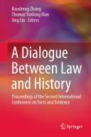 A Dialogue Between Law and History Book