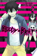 Bloody Brat : of short stories and four-panel comics from kanata...