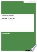 Jiddisch in Amerika
