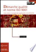 D  marche qualit   et norme ISO 9001