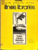 Public Library Statistics