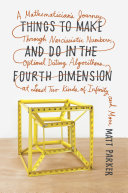 Things to Make and Do in the Fourth Dimension Book