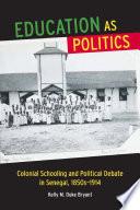 Education as Politics