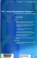The Career Development Quarterly