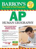 AP Human Geography, 5th ed