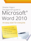 The Beginner s Guide to Microsoft Word