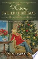 Kissing Father Christmas