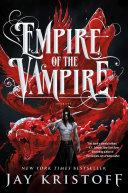 Empire of the Vampire Book