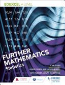 Edexcel A Level Further Mathematics Statistics