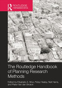 The Routledge Handbook of Planning Research Methods