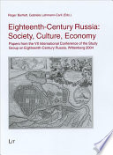Eighteenth-century Russia