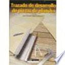 Trazado de desarrollos de piezas de plancha