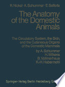The Circulatory System  the Skin  and the Cutaneous Organs of the Domestic Mammals