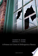 A Primer on Crime and Delinquency Theory