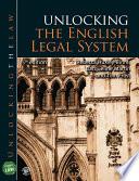 Unlocking the English Legal System