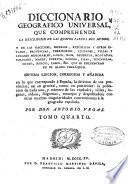 Diccionario geografico universal  L N