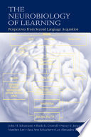 The Neurobiology Of Learning book