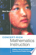 Concept rich Mathematics Instruction