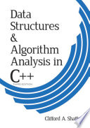 Data Structures And Algorithm Analysis In C Third Edition