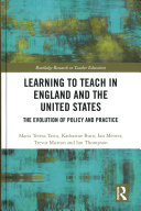 Teacher Education in England and the United States