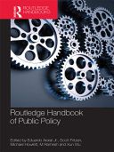 Routledge Handbook of Public Policy