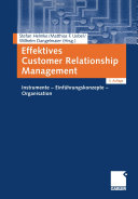download ebook effektives customer relationship management pdf epub