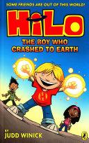 Hilo  the Boy Who Crashed to Earth  Hilo Book 1