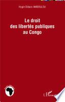 Le Droit Des Libert S Publiques Au Congo