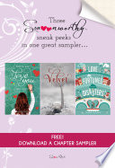 How To Say I Love You Out Loud Velvet And Love Fortunes And Other Disasters Chapter Sampler book