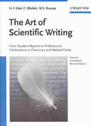 The Art of Scientific Writing Their Work Gains Broad Attention This Book Gathers