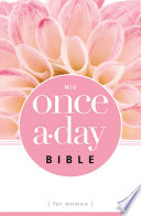NIV  Once A Day  Bible for Women  eBook