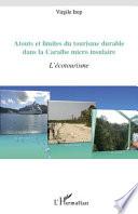 illustration du livre Atouts et limites du tourisme durable dans la Caraïbe micro-