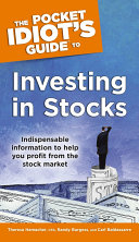 download ebook the pocket idiot\'s guide to investing in stocks pdf epub