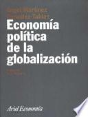 Econom  a pol  tica de la globalizaci  n