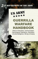 US Army Guerrilla Warfare Handbook
