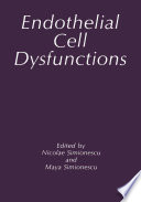 Endothelial Cell Dysfunctions