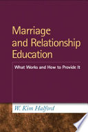 Marriage And Relationship Education