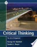 Critical Thinking  The Art of Argument