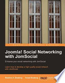 Joomla  Social Networking with JomSocial