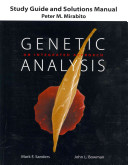 Study Guide And Solutions Manual For Genetic Analysis An Integrated Approach book