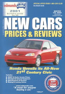 New Cars Prices and Reviews  2001