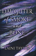 Daughter of Smoke and Bone Book Cover