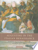 Augustine In The Italian Renaissance