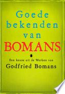 Goede bekenden van Godfried Bomans